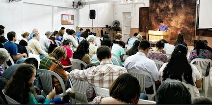 Nicolás Serrano - Preaching 2