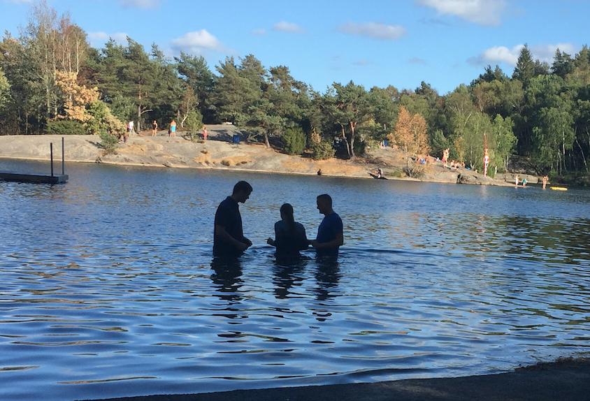Noren Baptism