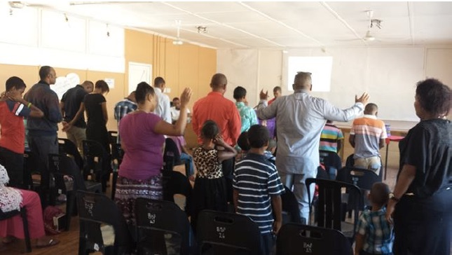 Reformed Faith Mission worship