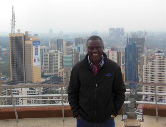 Sam Nairobi skyline