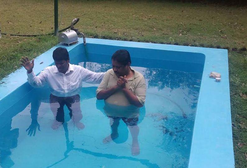 Sunder baptism