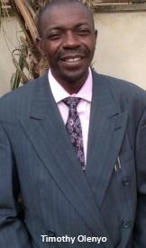 Timothy Olenyo