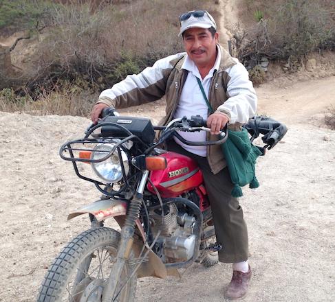 Urbano Gomez_Motorcycle
