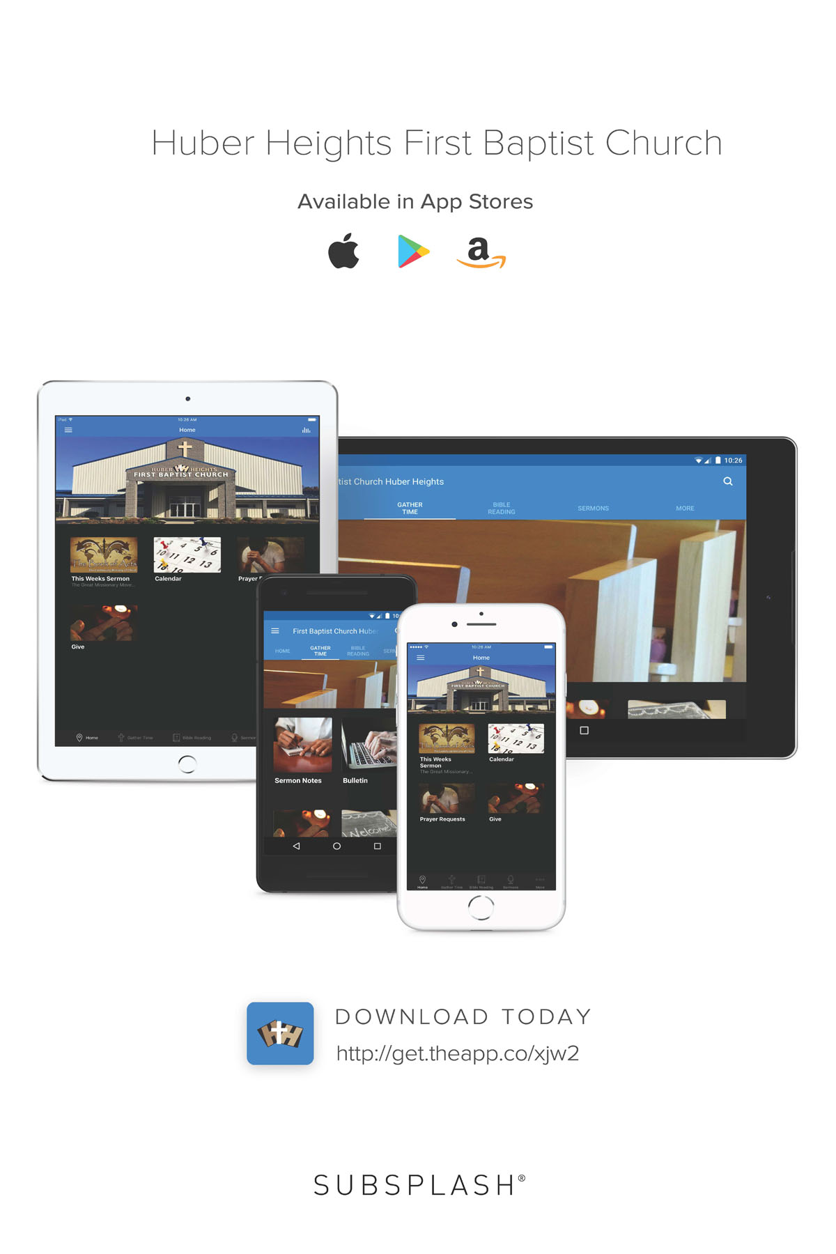 App Website Picture