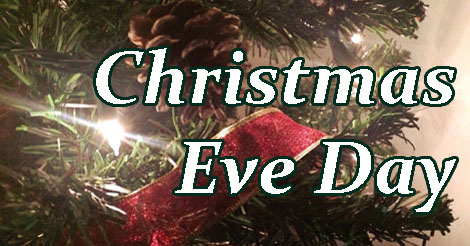 Christmas Eve Day Featured image