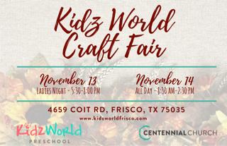 Craft Fair - WEBSITE