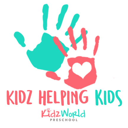 Kidz Helping Kids Logo