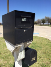 KW mailbox
