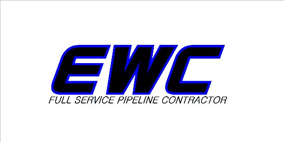 20170222 EWC New Logo Italic - Black Text Blue Outline Black  Tagline