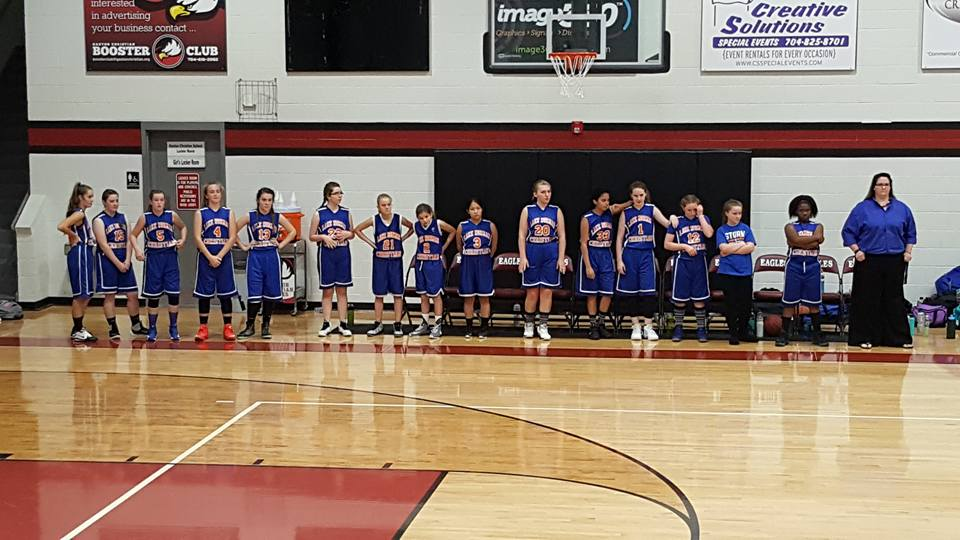 lknc varsity girls basketball 2017