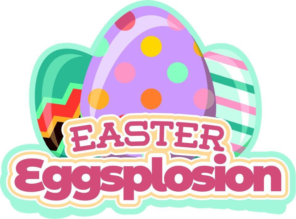 Easter Eggsplosion 1