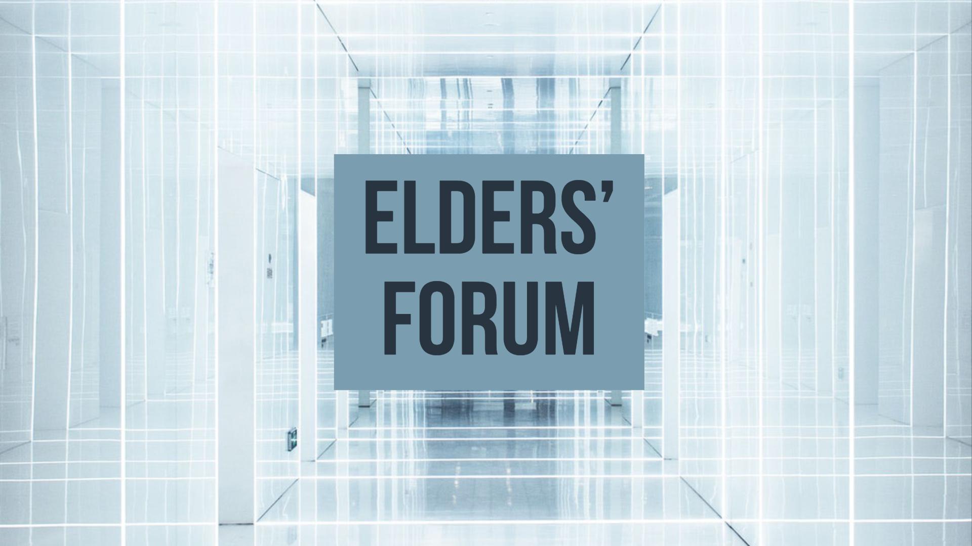 Elders Forum Mid image