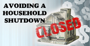 avoiding a household shutdown sermon image