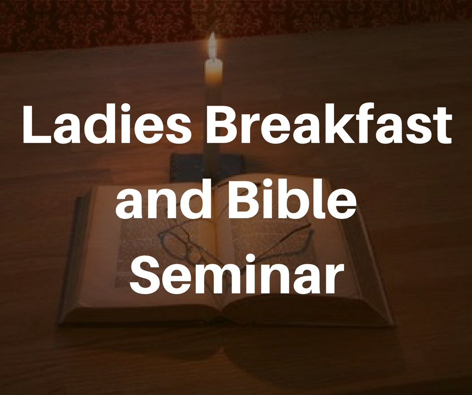 Breakfast and Bible image