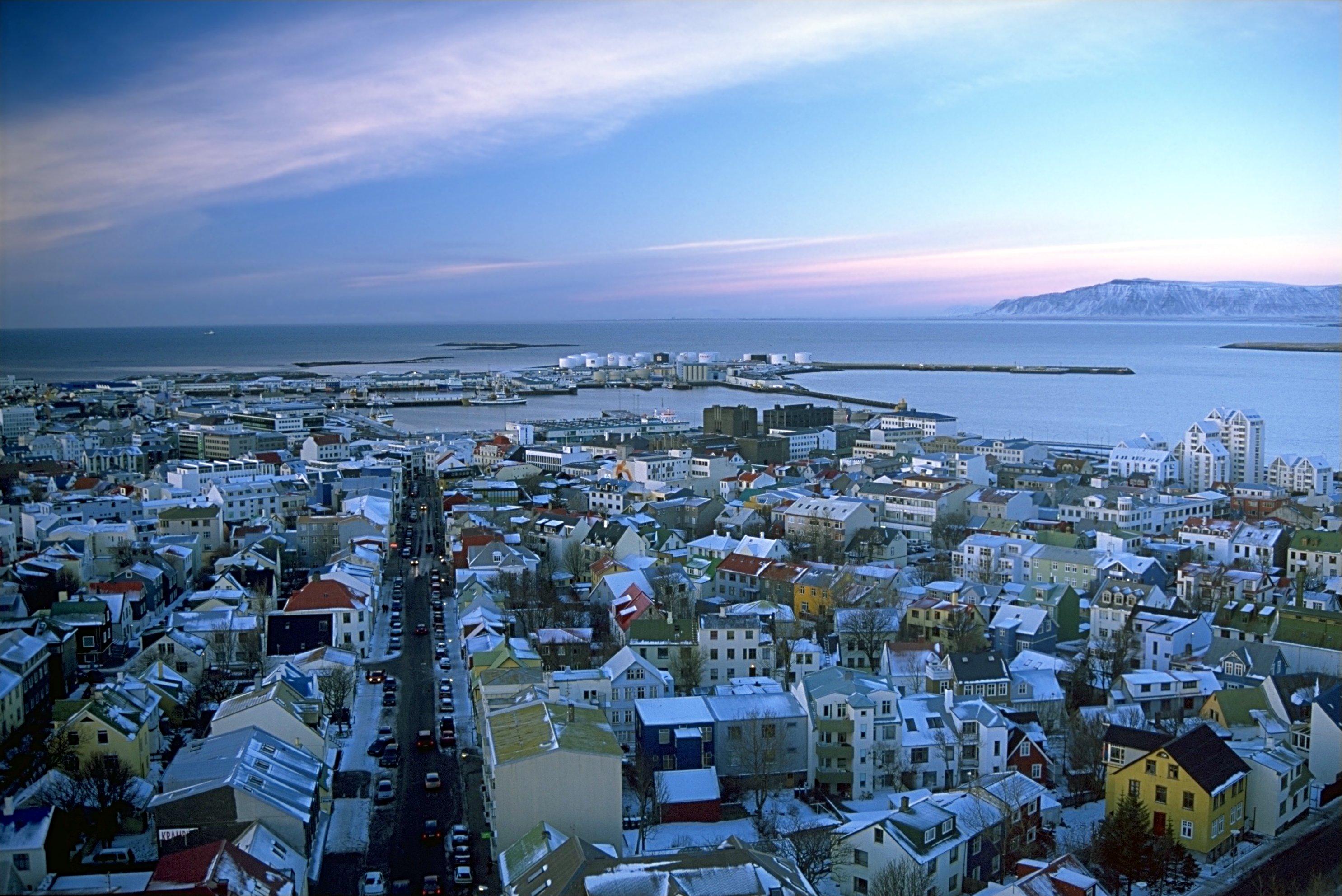 Reykjavík Missionary