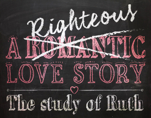 Ruth: A Righteous Love Story banner