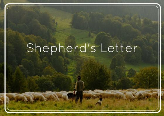 Shepherd's Letter