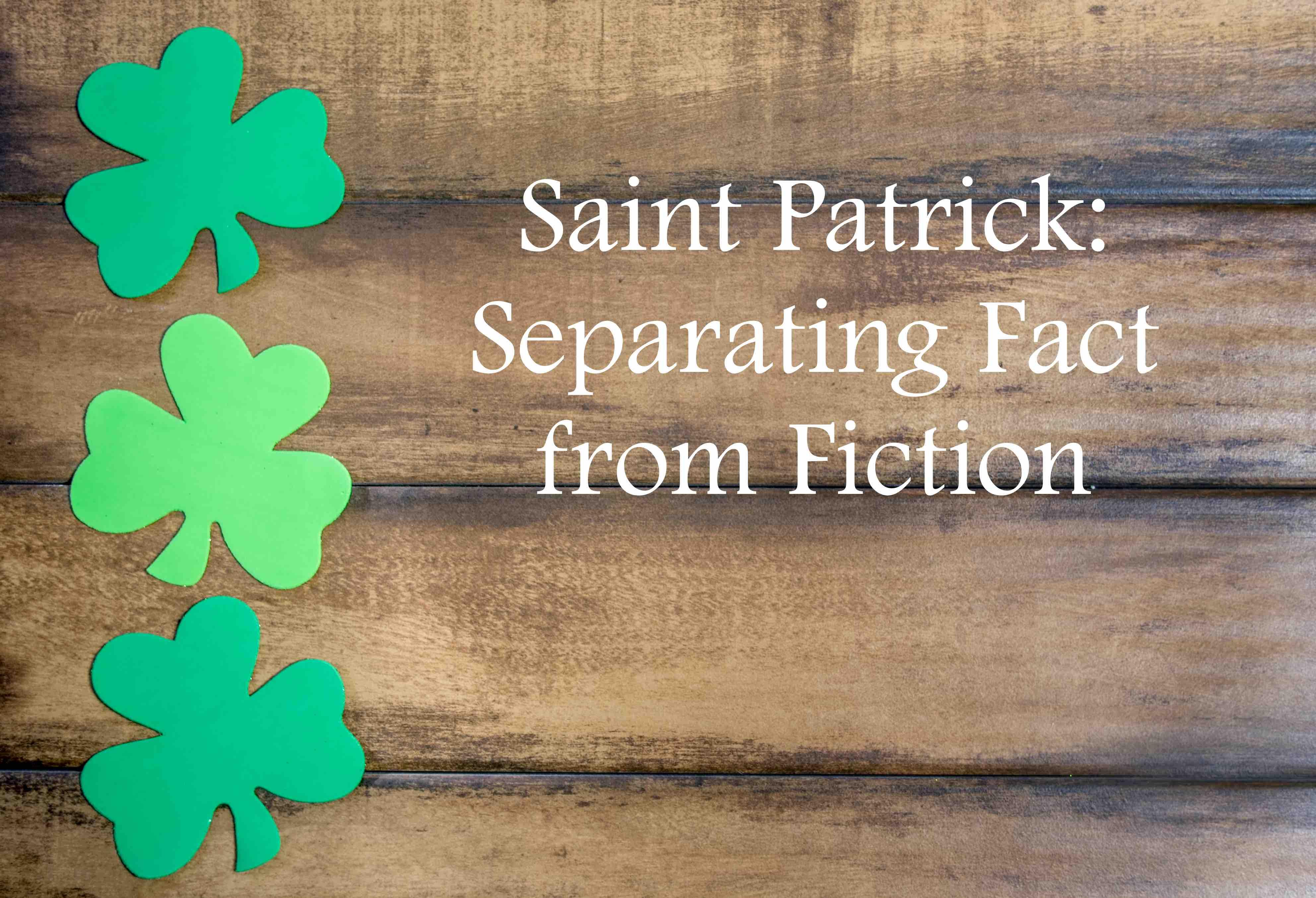 St. Patrick's Blog