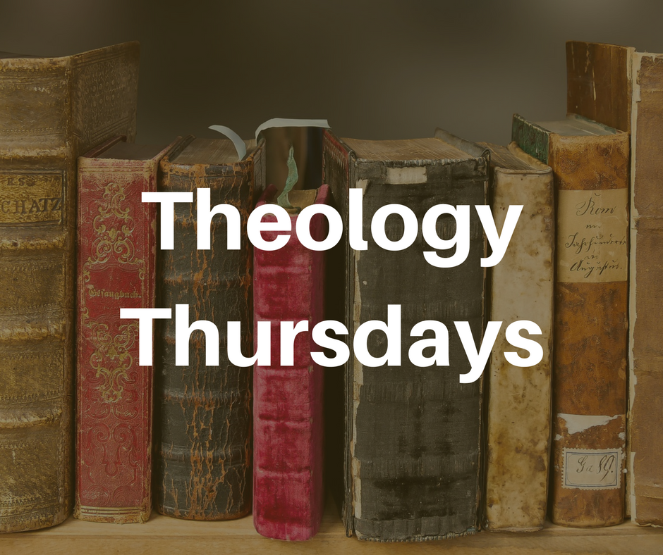 Theology Thursdays image