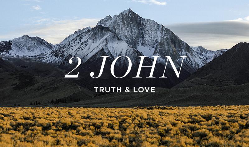 2 John banner