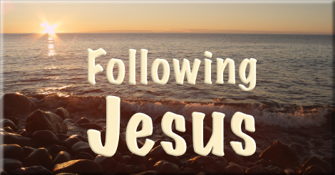 Following Jesus fb
