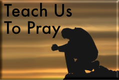 Teach Us To Pray sg