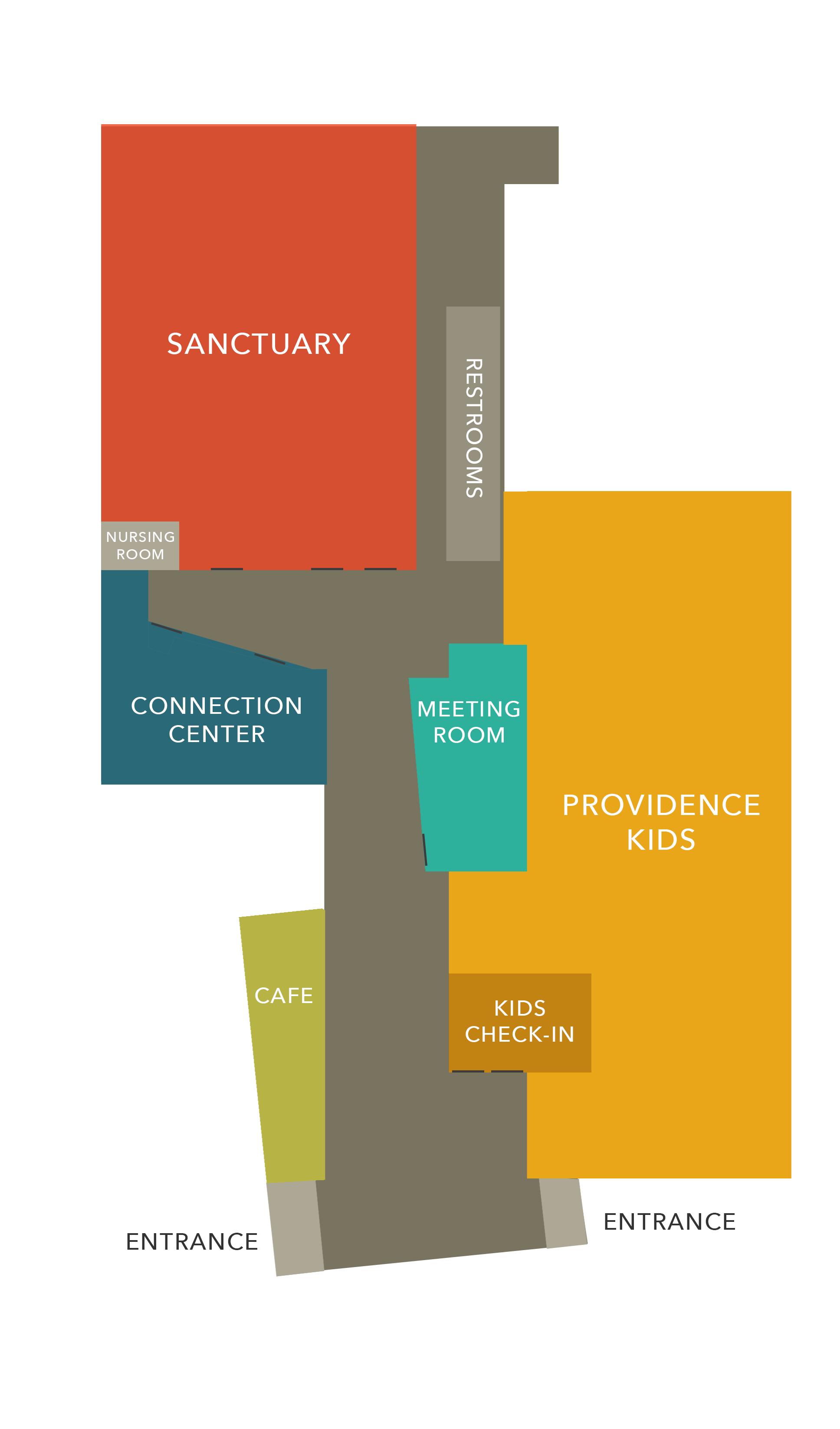 floor plan map 8.5X5