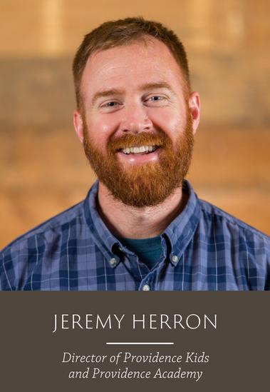 Jeremy Herron 2018