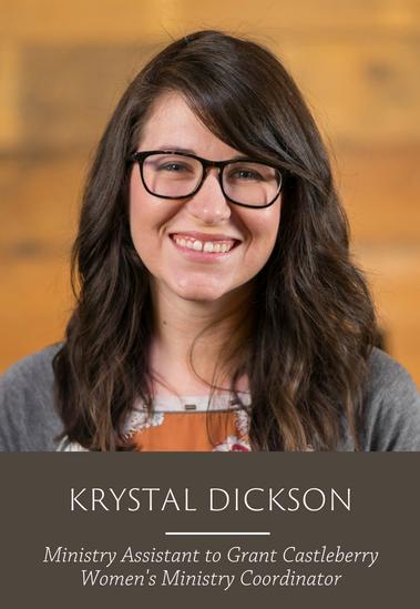Krystal Dickson 2018