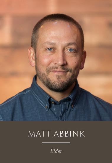 Matt Abbink 2018