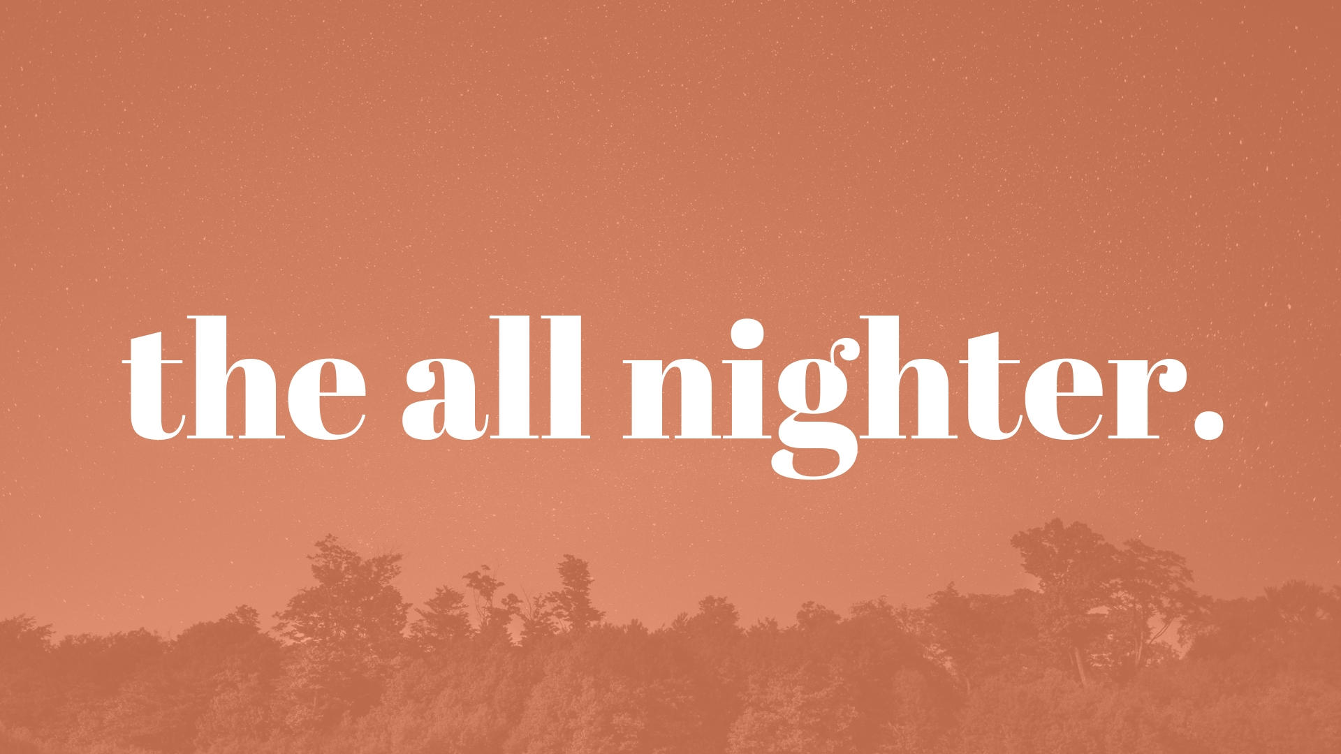 The_All_Nighter image