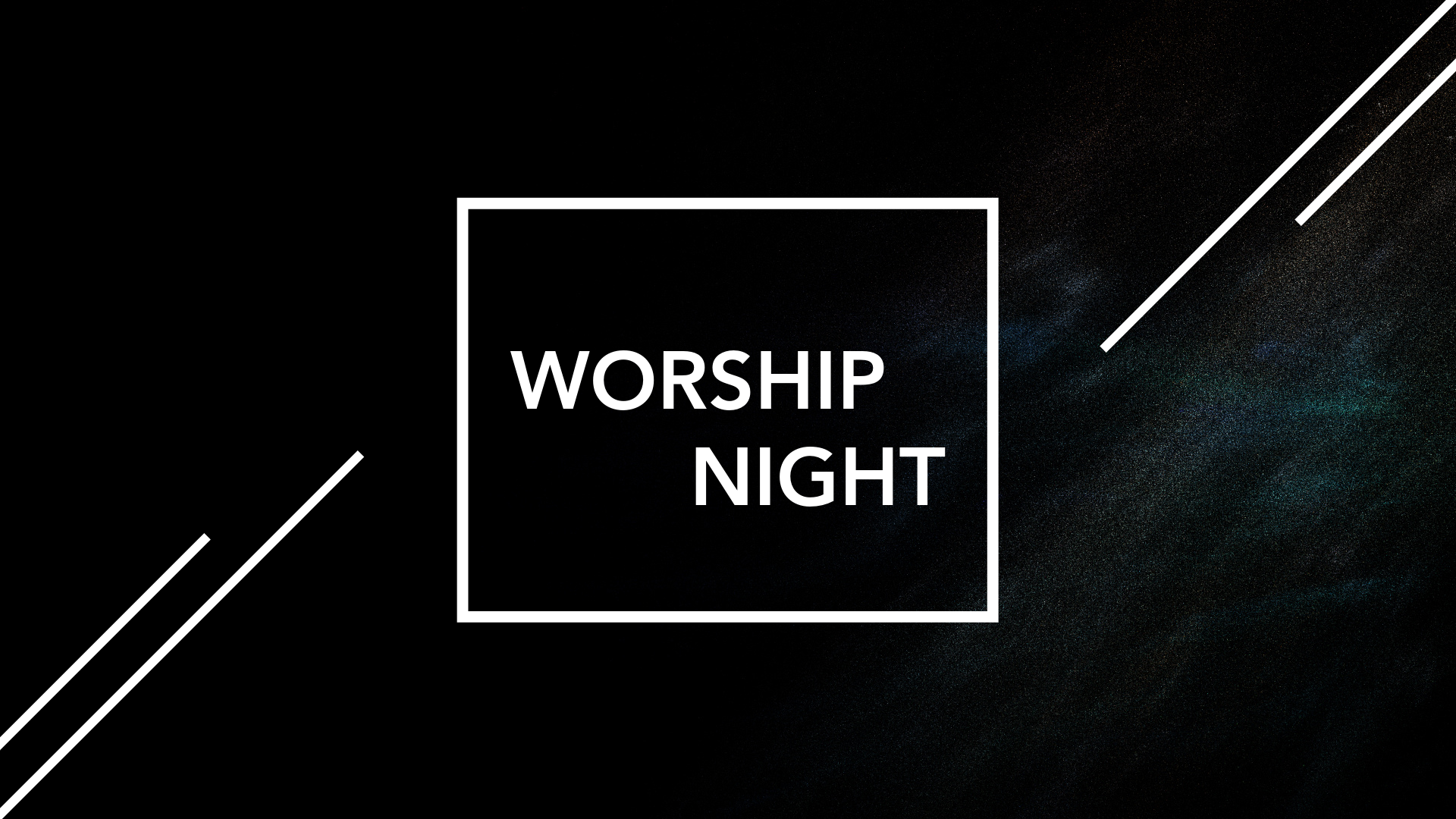 Worship_Night_Placeholder image