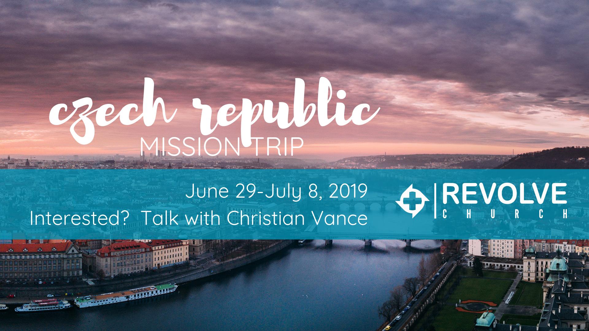 Czech Missions Slide & FB