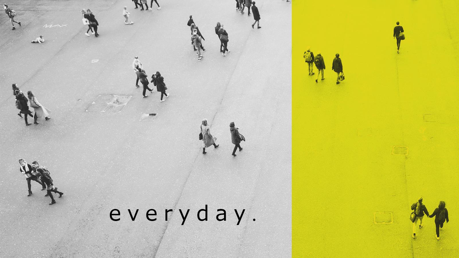Everyday Faith