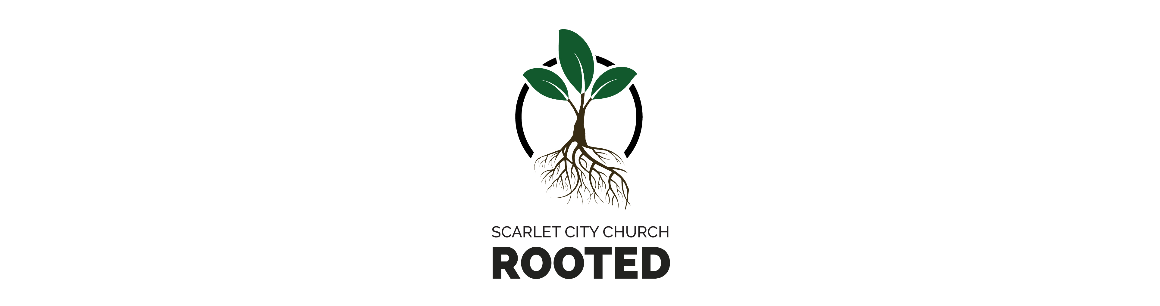 Rooted banner