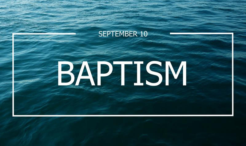 Baptism 2017 banner image