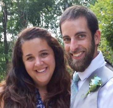 Katie and Jason
