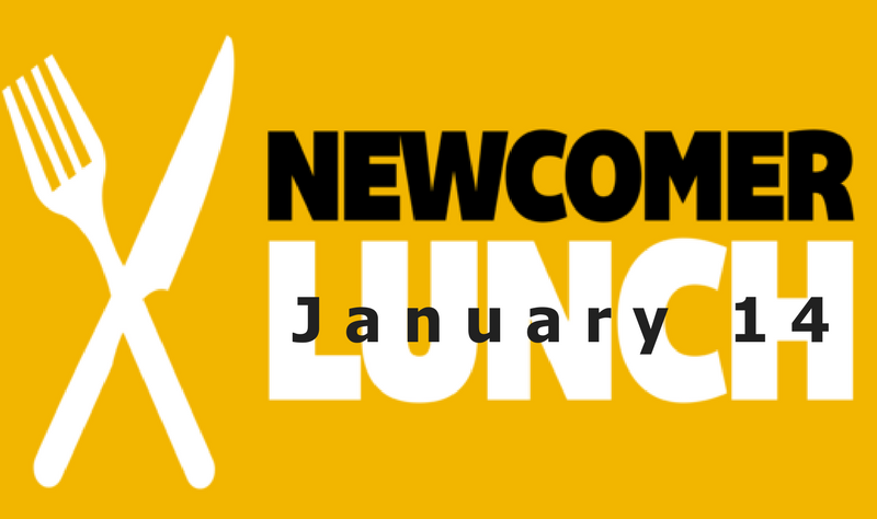 Newcomer Lunch banner image