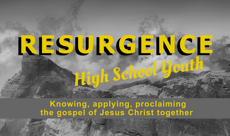 Resurgence (High School) banner image