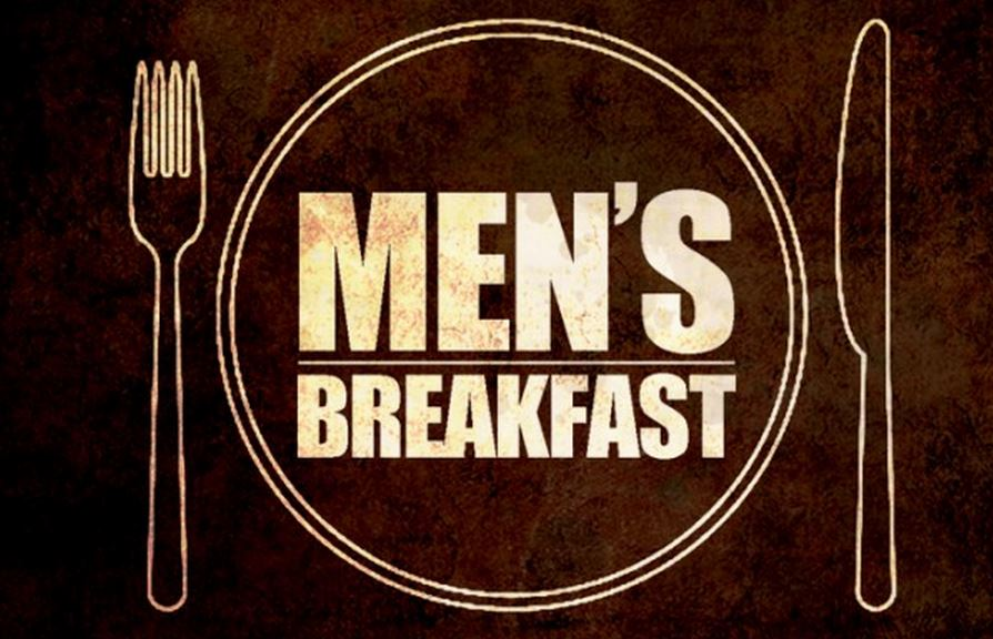 mens breakfast image image