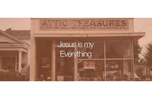Jesus is my Everything BPFI