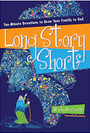 Long Story Short book graphic