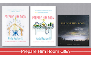 Prepare Him Room Q&A BPFI