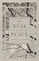 Real Peace book graphic
