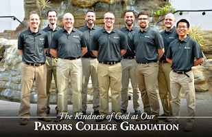 The Kindness of God at Our Pastors College Graduation BPFI