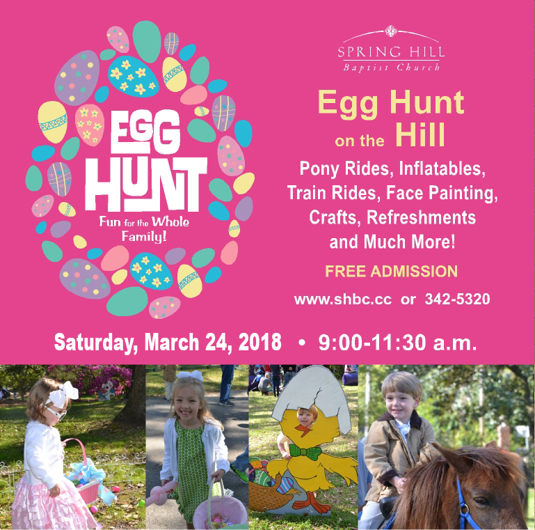 Egg Hunt 2018page