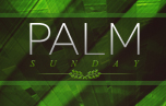 Palm Sunday 2018 banner