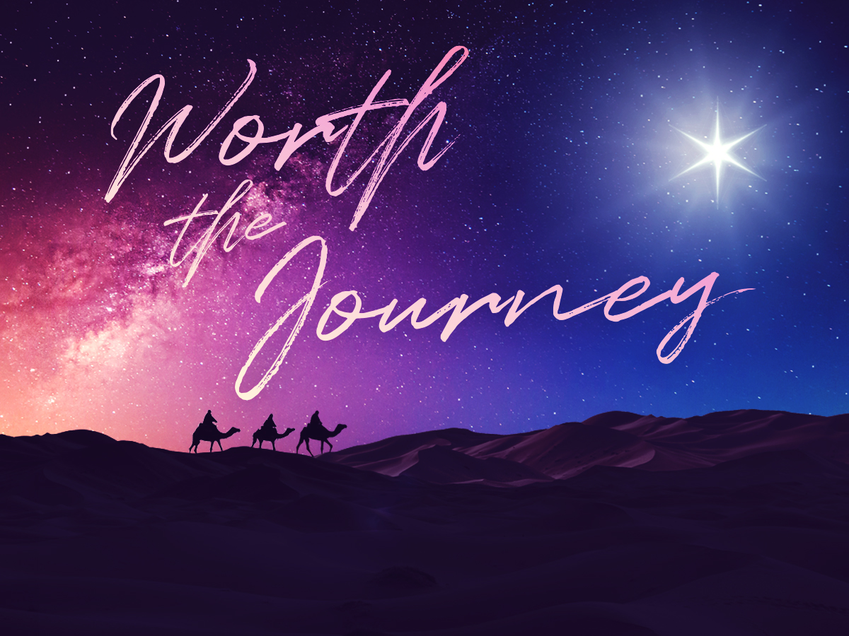 Worth the Journey banner