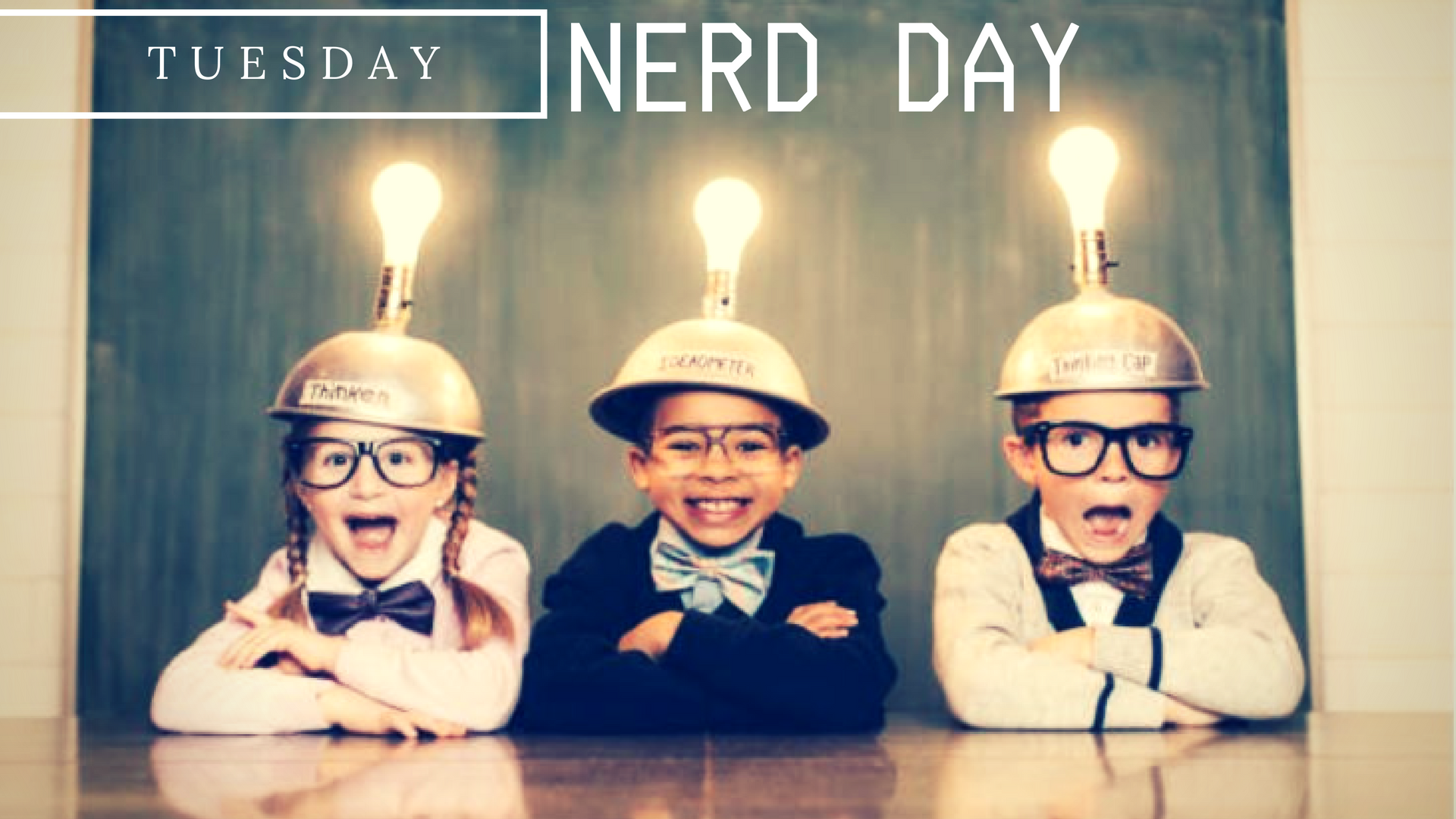 FB Tuesday - Nerd Day