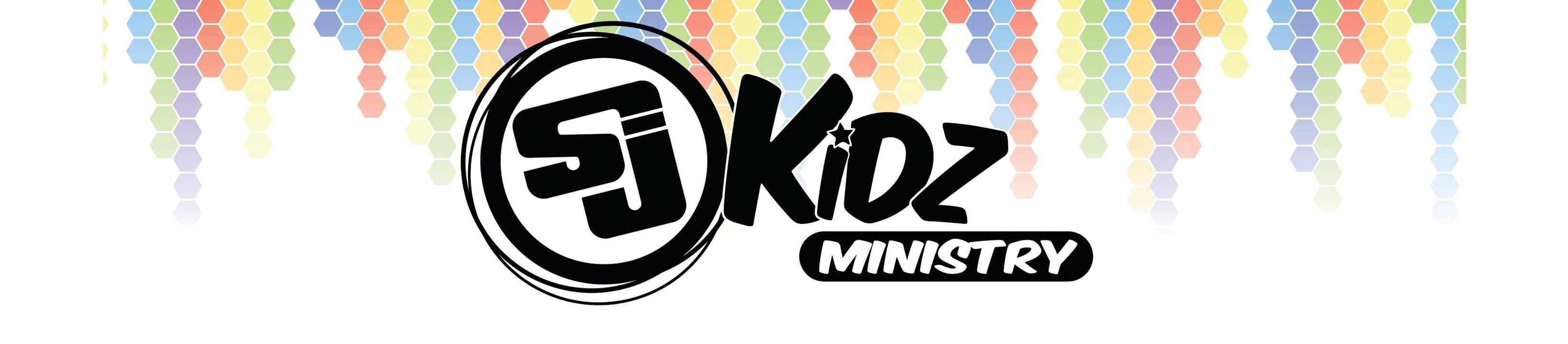SJ Kidz Ministry banner